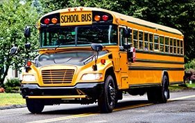 School Bus & Shuttle Bus Fleets