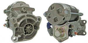 280-7023 - 12VOLTS 9TOOTH 1.4KW OEM DENSO STARTER