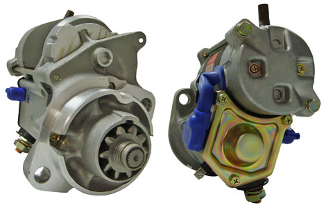 280-7028 - 12VOLTS 10TOOTH 1.4KW OEM DENSO STARTER