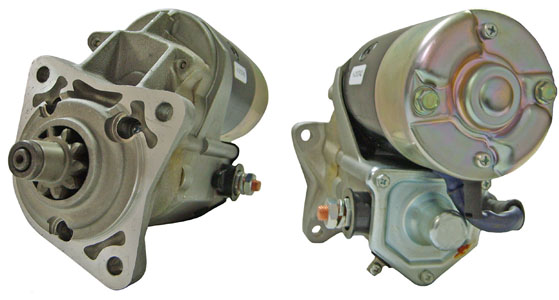 280-7030 - 12VOLTS 10TOOTH 2.5KW OEM DENSO STARTER