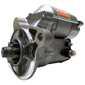 280-7070 - 12VOLTS 10TOOTH 1.4KW OEM DENSO STARTER, CW