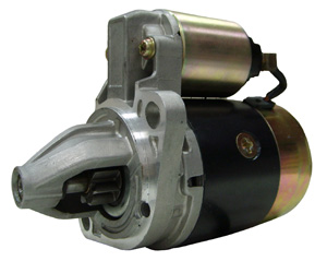 516-16924 - 12VOLT 8TOOTH CW STARTER, OVAL MOUNTING HOLES