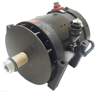 C535 - 28VOLT 225AMP NEW NIEHOFF ALTERNATOR