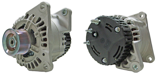 MG74 - 12VOLT 95AMPS MAHLE/LETRIKA/ISKRA ALTERNATOR