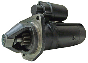 MS232 - BOSCH STARTER 4.0KW 24VOLT 9TOOTH MAHLE/LETRIKA/ISKRA
