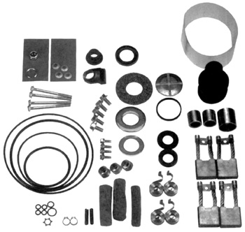 211-1131 - 41MT STARTER REPAIR KIT 24VOLT