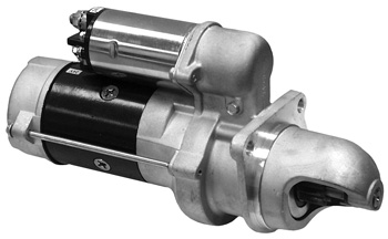28-9616 - 28MT 24VOLT 10TOOTH STARTER