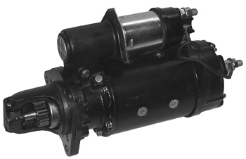 37-1169 - 37MT 12VOLT 12TOOTH STARTER
