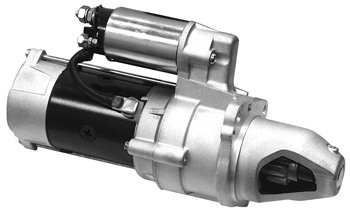 516-17037 - 12VOLT 13TOOTH STARTER, FORD E,F SERIES