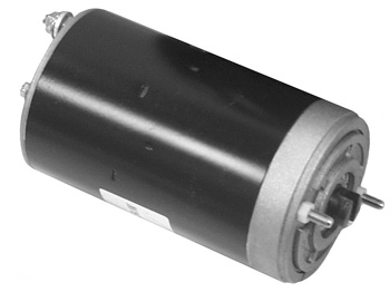 538-8023 - 12VOLT CCW, HYDRAULIC PUMP MOTOR .250 SLOT SHAFT