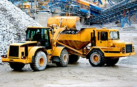 starters and alternators for mining industry